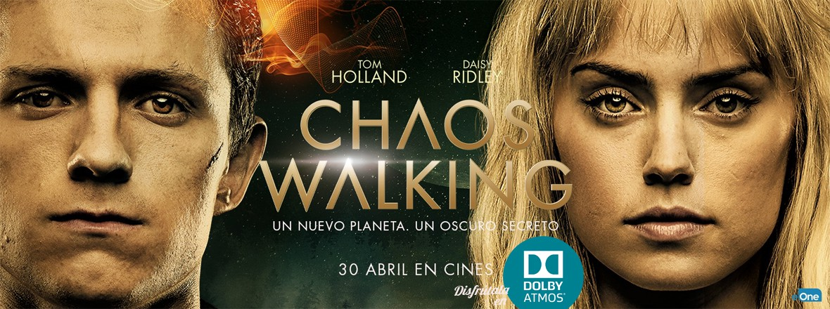 H - CHAOS WALKING ATMOS