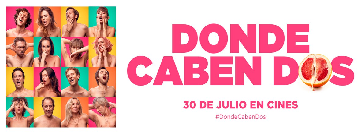 C - DONDE CABEN DOS